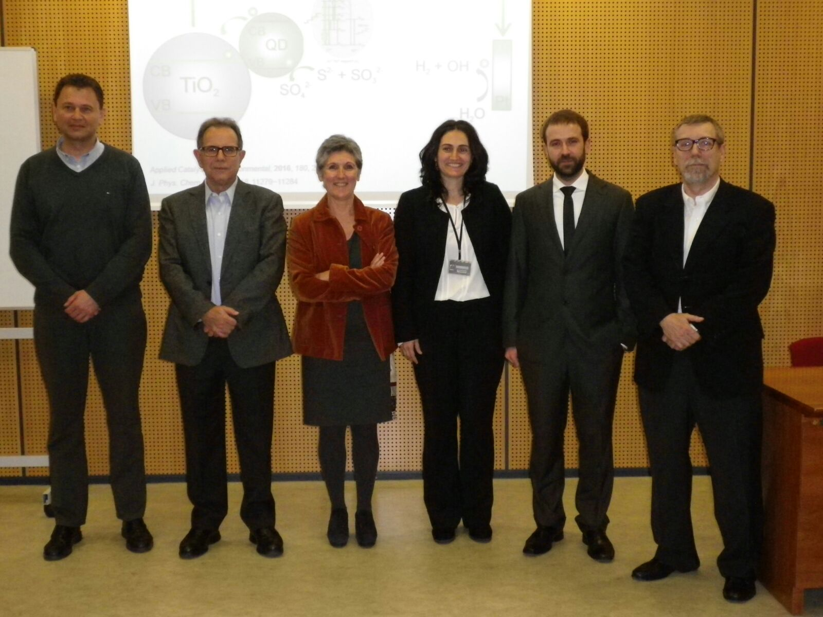 Phd Defense Committee
