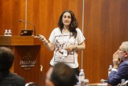 Invited talk of Beatriz Julian at NANOAPP 2017
