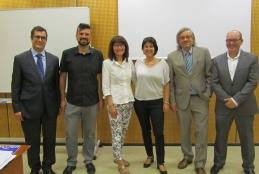 Oposició Professor Contractat Doctor, Dra. Elena Mas Marzà, membre de l'INAM